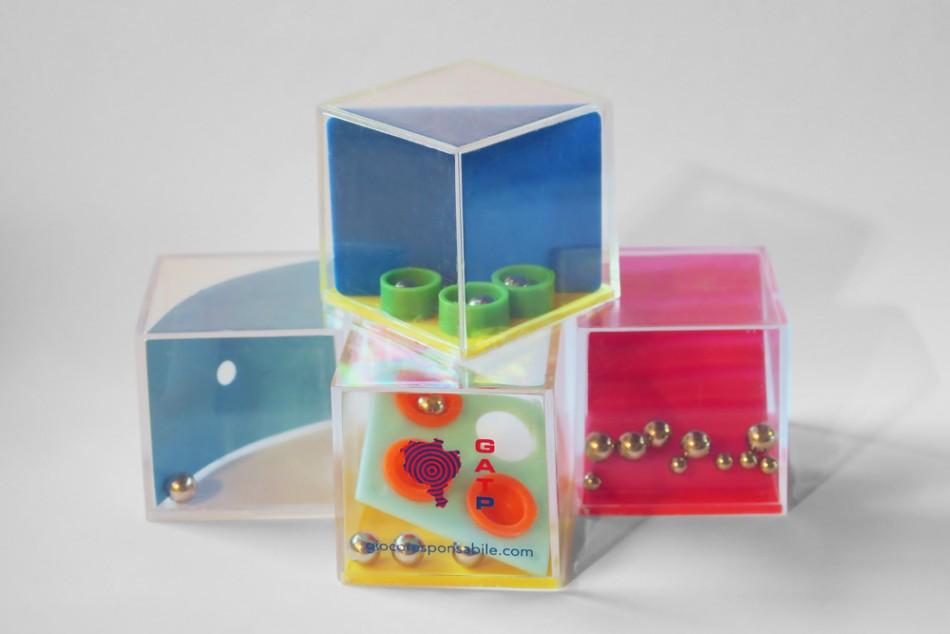 I nuovi gadget pensati per i più giovani: dei variegati giochi di abilità.