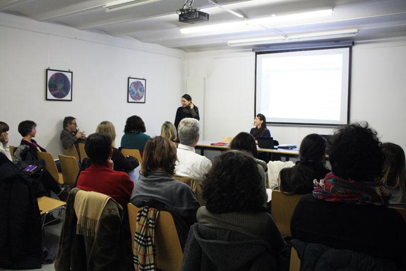 I partecipanti alla serata hanno mostrato molto interesse per l'argomento trattato, ponendo interessanti domande e partecipando attivamente.